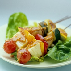 Cara Membuat Sate Kebab