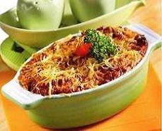 Cara Membuat Spaghetti Bolognese Panggang