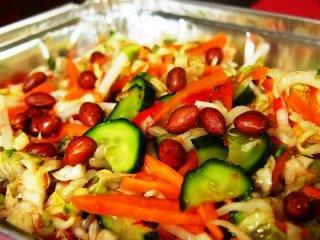 Cara Membuat Asinan Sayuran