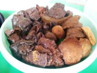 Cara Membuat Daging Bumbu Bacem
