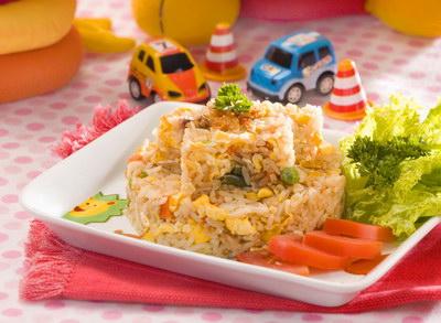 Cara Membuat Nasi Goreng Kuning Ikan Asin
