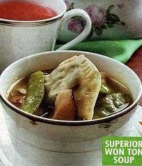 Cara Membuat Won Ton Soup