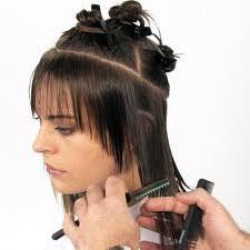 Cara menipiskan rambut