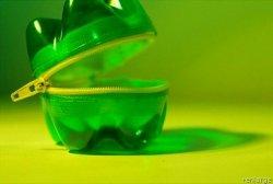 kerajinan tangan dari botol aqua