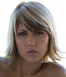 Model Rambut Segi