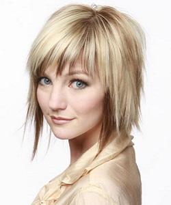 gambar model rambut segi
