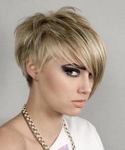 gambar model rambut shaggy