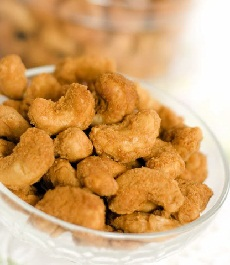 Resep Kacang Mete Goreng Tepung