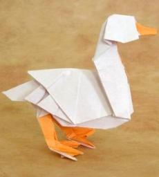 How To Make Origami Ducks