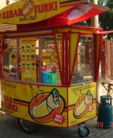 Bisnis Kebab Turki